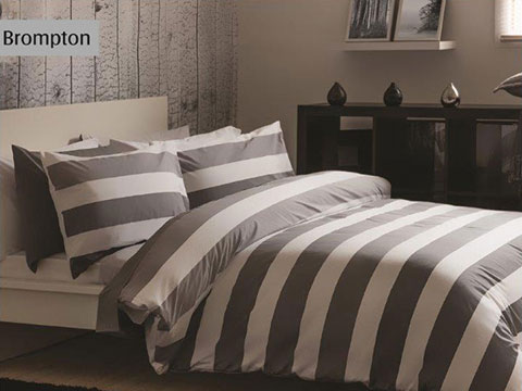 Duvet Cover - Cotton (Brompton)